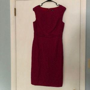Magenta Formal Dress